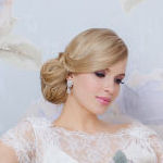 bridal hairstyles romantic chignon